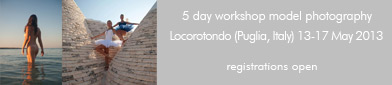 Pascal Baetens' workshop fine art photography Locorotondo Italy May 2013